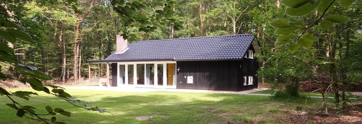 vakantiehuis de koepel